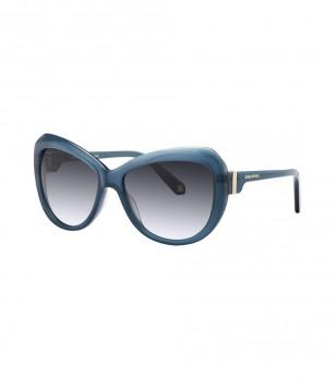 Дамски слънчеви очила в син нюанс Barbara
