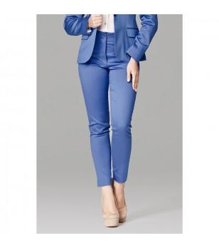 Дамски панталон в синьо Massima