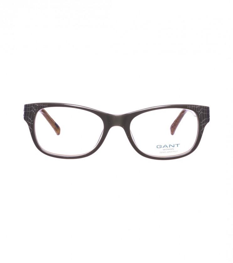 Дамски рамки за очила тип уейфеър в цвят маслина
