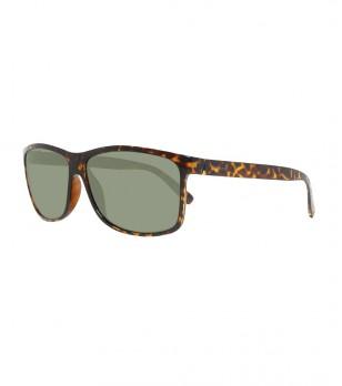 Мъжки слънчеви очила в кафяви нюанси