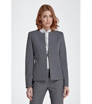 Дамско сако в сиво Annabell